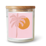 Palm Paradise Candle by Natalie Jade