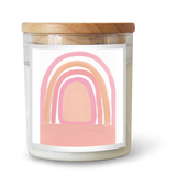 Rainbow Blessings Soy Candle by Natalie Jade