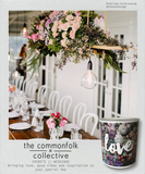 Wedding + Events Midi Soy Candle || LOVE