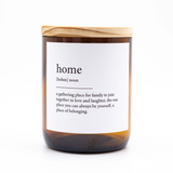 Dictionary Meaning Candle - home