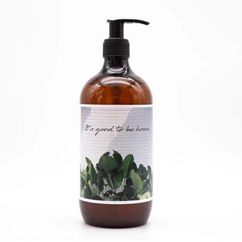 Botanical Hand + Body Wash || Good to be Home