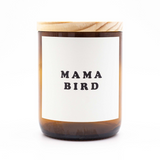 Happy Days Candle - Mama Bird