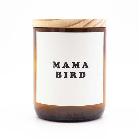Happy Days Soy Candle - Mama Bird