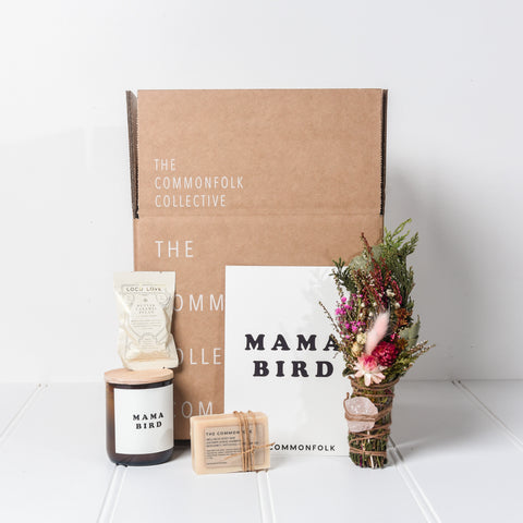 Deluxe Gift Box / BABY - Midi Candle