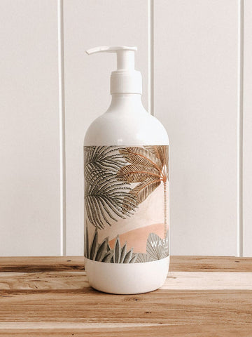 Botanical Hand + Body Wash || The Landscape