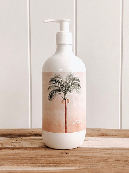 Botanical Body Lotion || The Palm