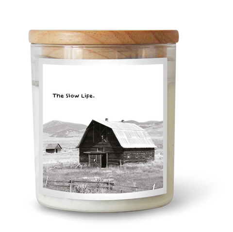 The Slow Life Soy Candle