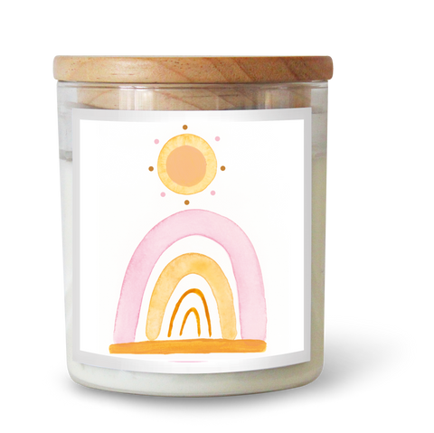 Wild & Free Soy Candle by Natalie Jade
