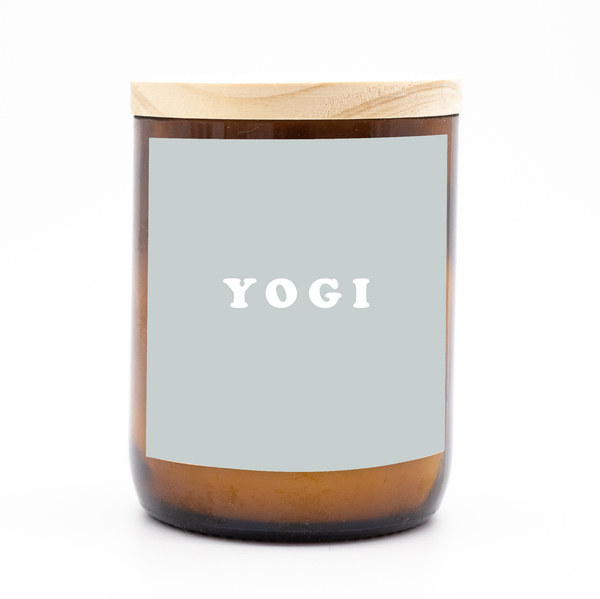 Happy Days Candle - Yogi
