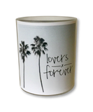 Wedding + Events Midi Soy Candle || Lovers Forever