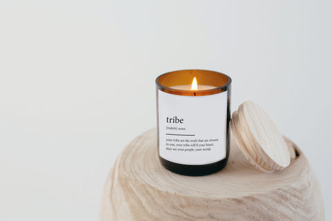 Dictionary Meaning Soy Candle - tribe