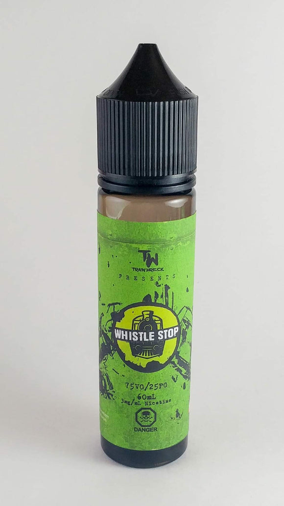 Whistle Stop - Train Wreck E-Juice