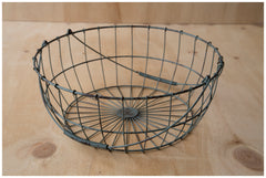 Egg Basket ~ Sage