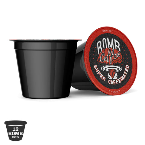 BOMB Cups - 12 Pack - BOMB Coffee