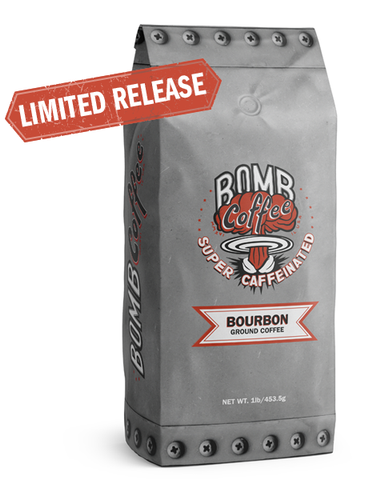 BOMB Coffee: Bourbon Infused - 1 lb.