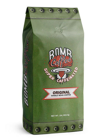 BOMB COFFEE: ORIGINAL - 1 LB.