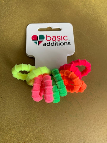 Mini hair elastic