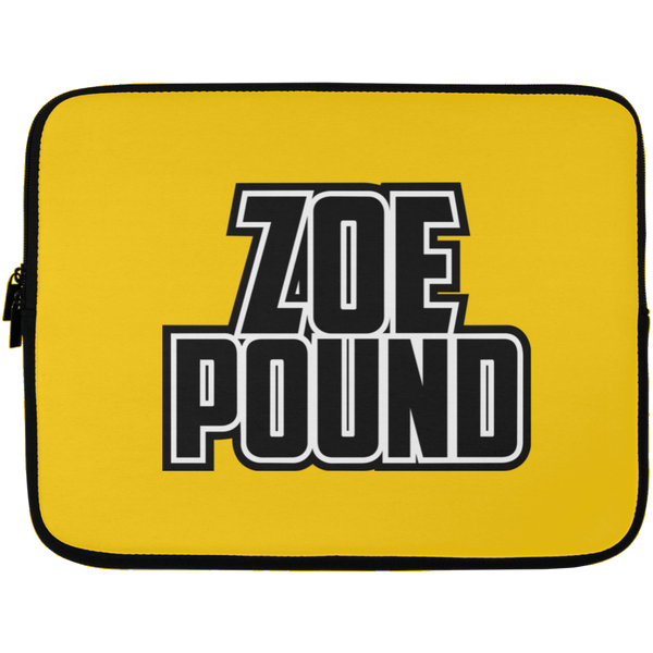 ZOE POUND (72041 Laptop Sleeve - 13 inch)