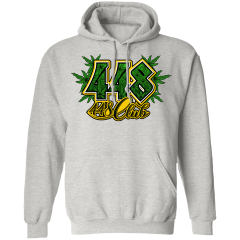 448 CLUB PULL OVER HOODY (CC)