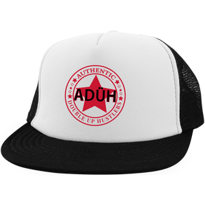ADUH TRUCKER HAT (DT624 Trucker Hat with Snapback