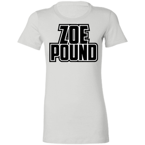 LADIES ZOE POUND