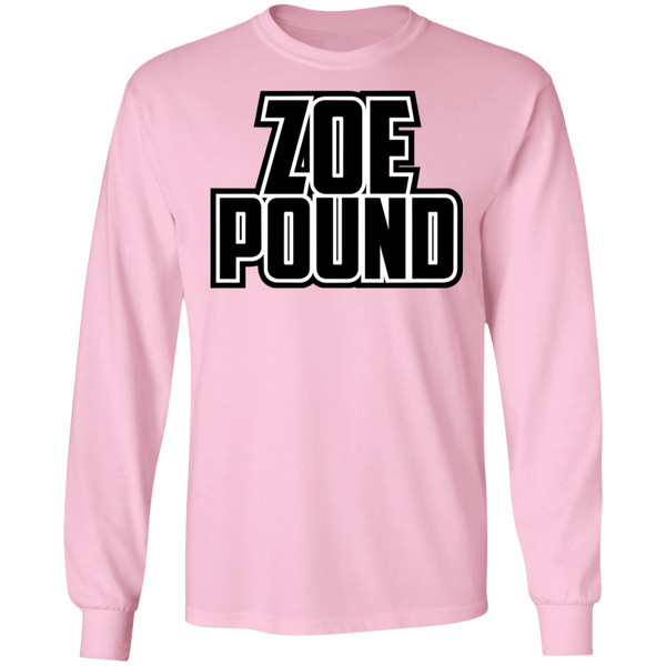 OFFICIAL ZOE POUND LONG SLEEVE.
