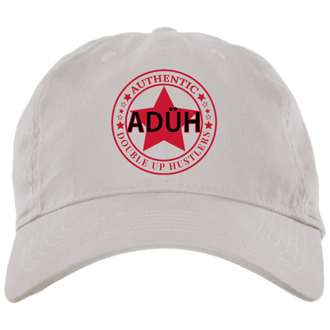 ADÜH HAT (BX001 Brushed Twill Unstructured Dad Cap
