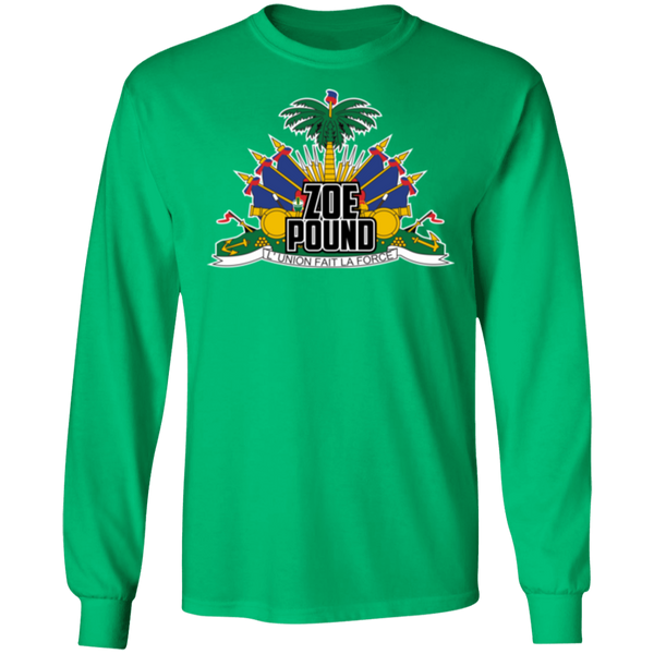 OFFICIAL ZOE POUND LONG SLEEVE (CC)