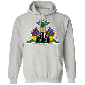ZOE POUND PULL OVER HOODY
