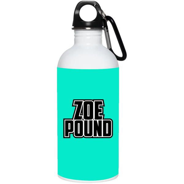 ZOE POUND  ( 23663 20 oz. Stainless Steel Water Bottle)