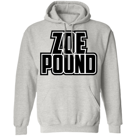 OFFICIAL ZOE POUND PULL OVER HOODY