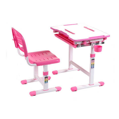 ErgoStudy Basic - EB Gen7 - Children Ergonomic Study Table and Chair Set