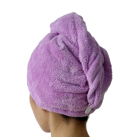 Premium Microfiber Hair Towel Hair Turban