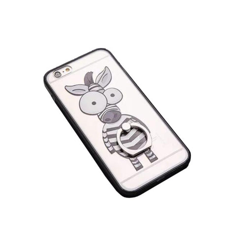 iPhone6 Cute Casing with Ring Holder and Stand