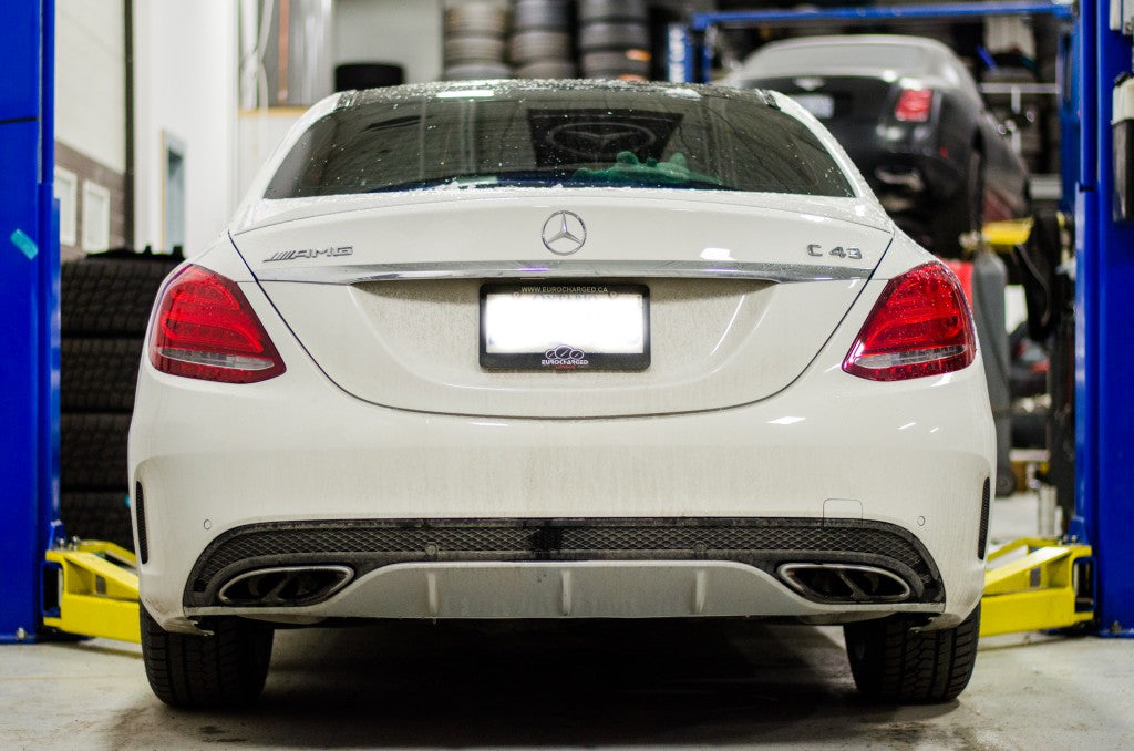 EUROCHARGED CANADA REVIEW | YOMATO C63 DIFFUSER CONVERSION ON C43