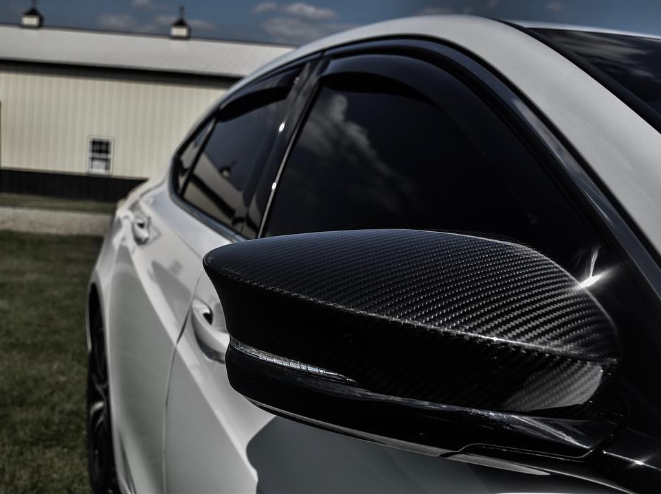 BESPOKE MIRROR HOUSINGS - Exterior Accessories - Yomato Carbon - Montreal Canada