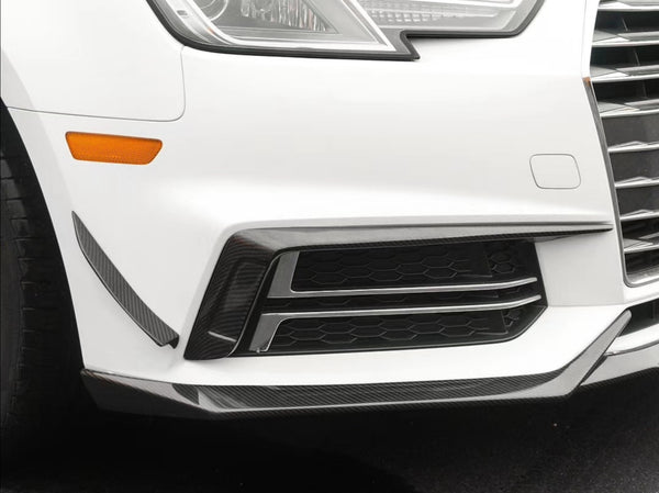 MD UPPER SPLITTER SET - Aerodynamics - Yomato Carbon - Montreal Canada