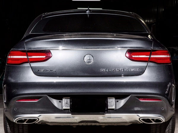 AMG PERFORMANCE SPOILER -  - Yomato Carbon - Montreal Canada