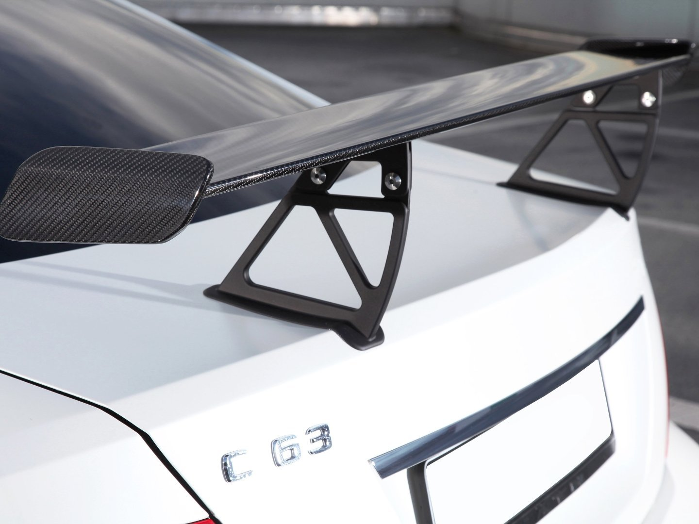 BLACK SERIES GT WING -  - Yomato Carbon - Montreal Canada