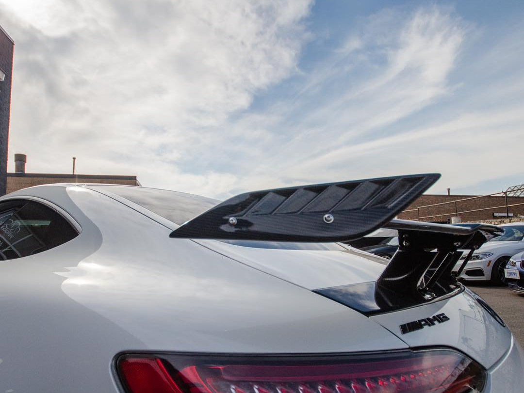 RT STYLE GT WING - Aerodynamics - Yomato Carbon - Montreal Canada