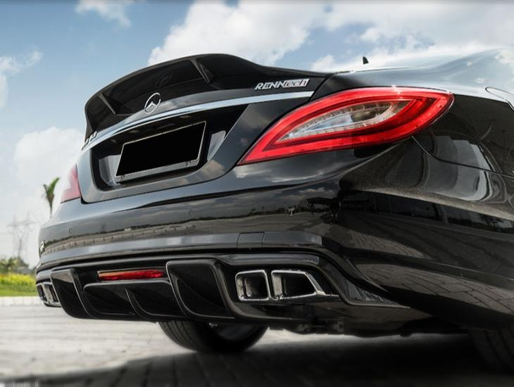 RT STYLE REAR DIFFUSER -  - Yomato Carbon - Montreal Canada