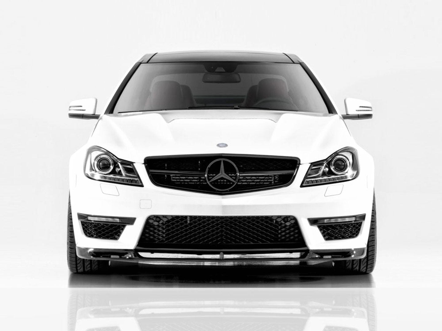 VRS STYLE FRONT LIP -  - Yomato Carbon - Montreal Canada