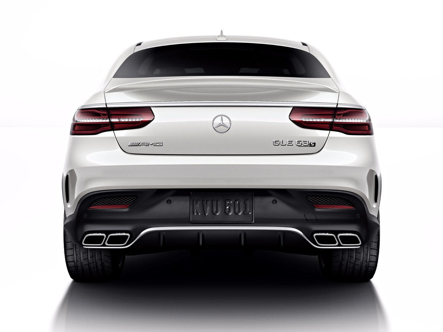 GLE63 AMG COUPE DIFFUSER KIT (GLE43 COUPE ONLY) -  - Yomato Carbon - Montreal Canada