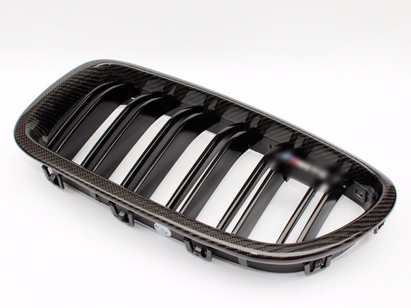 BMW ///M GRILLE - 5 SERIES F10 M5 -  - Yomato Carbon - Montreal Canada