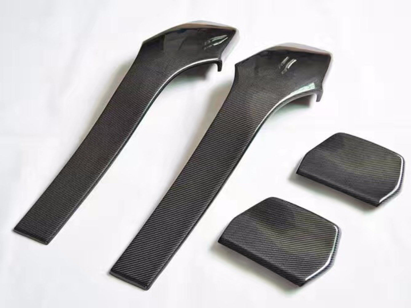 M PERFORMANCE SEAT SHELLS - Interior Accessories - Yomato Carbon - Montreal Canada