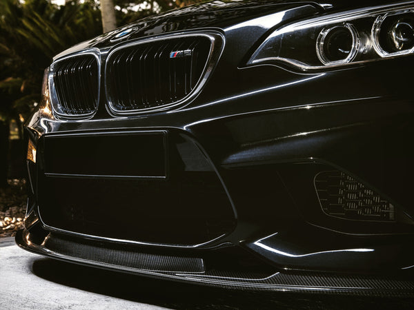 MTC STYLE FRONT LIP -  - Yomato Carbon - Montreal Canada