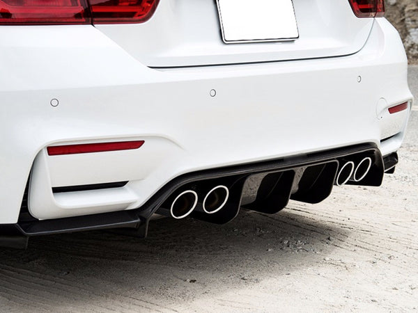VRS STYLE REAR DIFFUSER - 3 SERIES F80 M3 -  - Yomato Carbon - Montreal Canada
