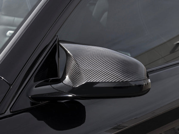 MIRROR HOUSINGS - 3 SERIES F80 M3 - Exterior Accessories - Yomato Carbon - Montreal Canada