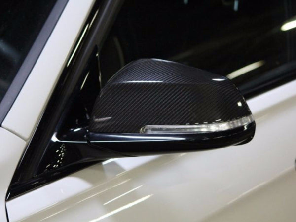 MIRROR HOUSINGS - Exterior Accessories - Yomato Carbon - Montreal Canada