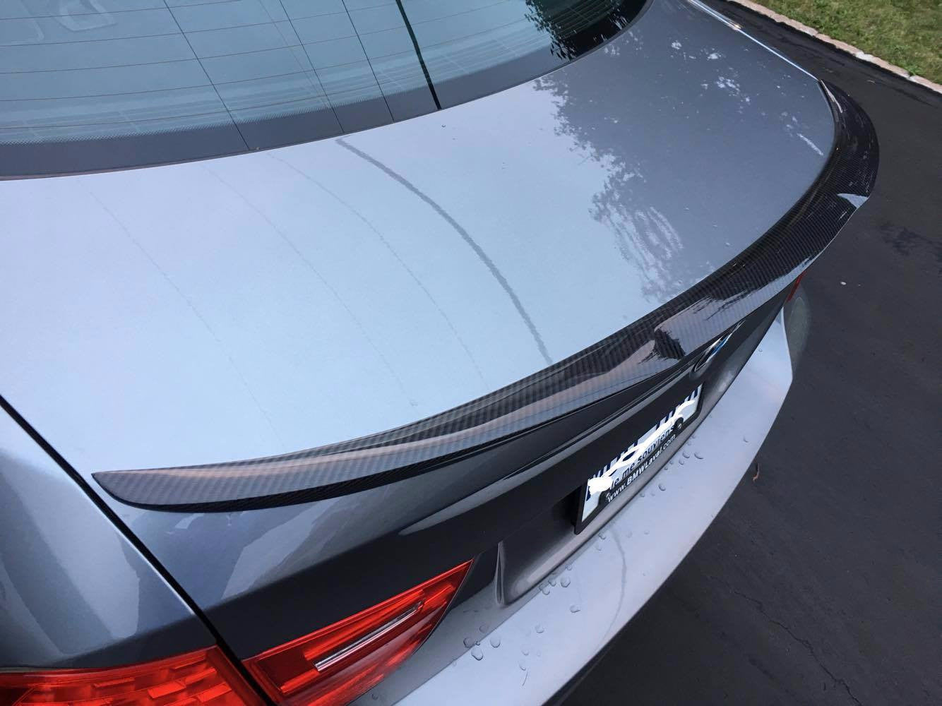 M4 STYLE SPOILER -  - Yomato Carbon - Montreal Canada